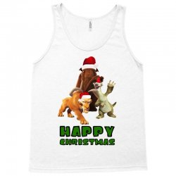 sid manfred diego happy christmas for light Tank Top | Artistshot