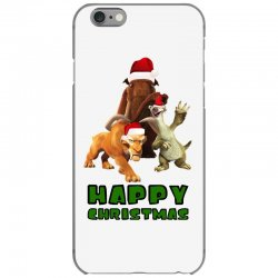 sid manfred diego happy christmas for light iPhone 6/6s Case | Artistshot