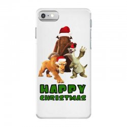 sid manfred diego happy christmas for light iPhone 7 Case | Artistshot