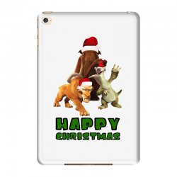 sid manfred diego happy christmas for light iPad Mini 4 Case | Artistshot