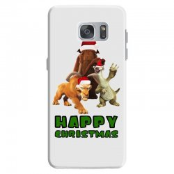 sid manfred diego happy christmas for light Samsung Galaxy S7 Case | Artistshot