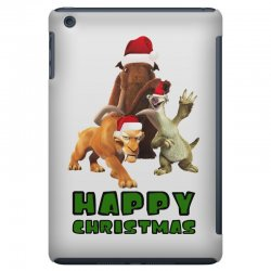 sid manfred diego happy christmas for light iPad Mini Case | Artistshot