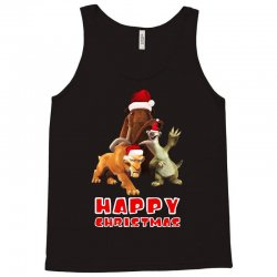 sid manfred diego happy chistmas for dark Tank Top | Artistshot
