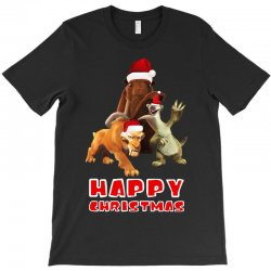 sid manfred diego happy chistmas for dark T-Shirt | Artistshot