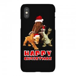 sid manfred diego happy chistmas for dark iPhoneX Case | Artistshot