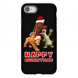 sid manfred diego happy chistmas for dark iPhone 8 Case | Artistshot