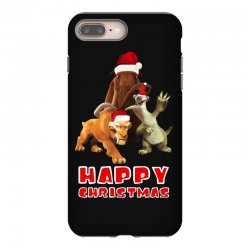 sid manfred diego happy chistmas for dark iPhone 8 Plus Case | Artistshot