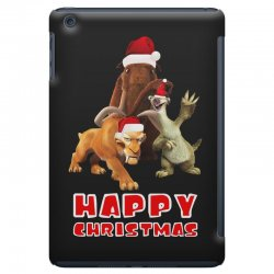 sid manfred diego happy chistmas for dark iPad Mini Case | Artistshot