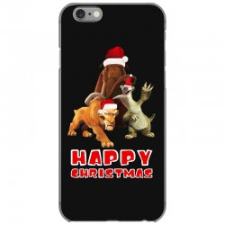 sid manfred diego happy chistmas for dark iPhone 6/6s Case | Artistshot