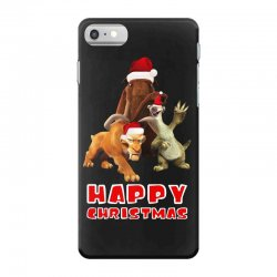 sid manfred diego happy chistmas for dark iPhone 7 Case | Artistshot