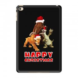 sid manfred diego happy chistmas for dark iPad Mini 4 Case | Artistshot