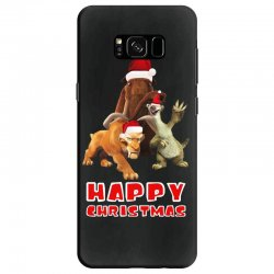 sid manfred diego happy chistmas for dark Samsung Galaxy S8 Case | Artistshot
