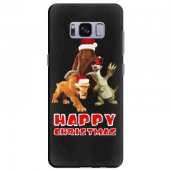sid manfred diego happy chistmas for dark Samsung Galaxy S8 Plus Case | Artistshot