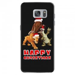 sid manfred diego happy chistmas for dark Samsung Galaxy S7 Case | Artistshot