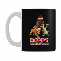 sid manfred diego happy chistmas for dark Mug | Artistshot