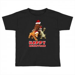 sid manfred diego happy chistmas for dark Toddler T-shirt | Artistshot