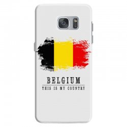 This is my country - Belgium Samsung Galaxy S7 Case | Artistshot