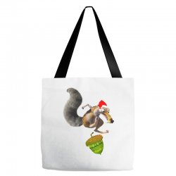 ariscratle and christmas acorn Tote Bags | Artistshot
