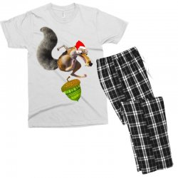 ariscratle and christmas acorn Men's T-shirt Pajama Set | Artistshot