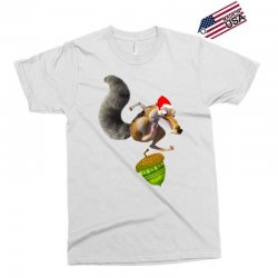 ariscratle and christmas acorn Exclusive T-shirt | Artistshot