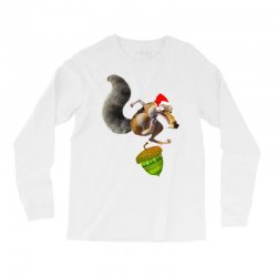 ariscratle and christmas acorn Long Sleeve Shirts | Artistshot