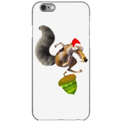 ariscratle and christmas acorn iPhone 6/6s Case | Artistshot