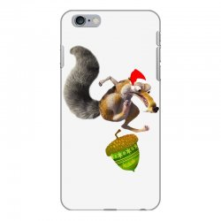 ariscratle and christmas acorn iPhone 6 Plus/6s Plus Case | Artistshot