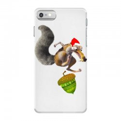 ariscratle and christmas acorn iPhone 7 Case | Artistshot