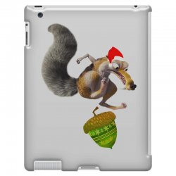 ariscratle and christmas acorn iPad 3 and 4 Case | Artistshot