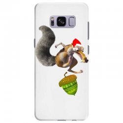 ariscratle and christmas acorn Samsung Galaxy S8 Plus | Artistshot