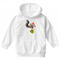 ariscratle and christmas acorn Youth Hoodie | Artistshot