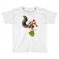 ariscratle and christmas acorn Toddler T-shirt | Artistshot