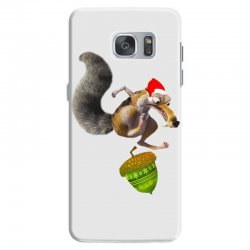 ariscratle and christmas acorn Samsung Galaxy S7 Case | Artistshot