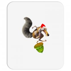 ariscratle and christmas acorn Mousepad | Artistshot