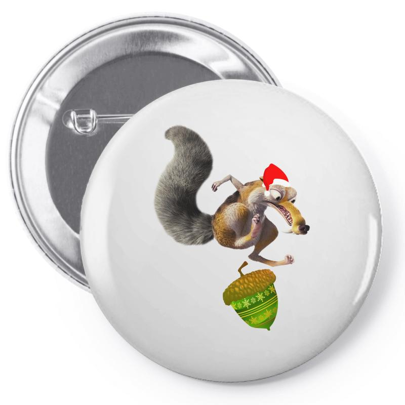 Ariscratle And Christmas Acorn Pin-back Button | Artistshot