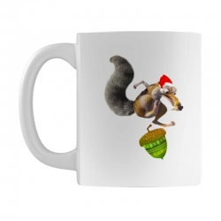 ariscratle and christmas acorn Mug | Artistshot