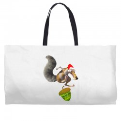 ariscratle and christmas acorn Weekender Totes | Artistshot