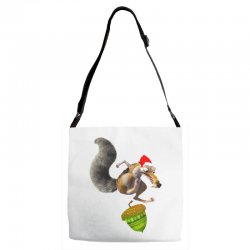 ariscratle and christmas acorn Adjustable Strap Totes | Artistshot
