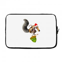 ariscratle and christmas acorn Laptop sleeve | Artistshot