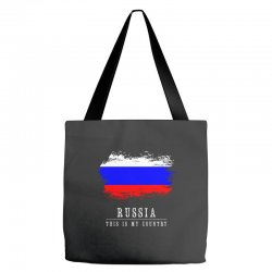 This is my country - Russia Tote Bags | Artistshot