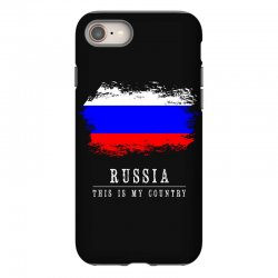 This is my country - Russia iPhone 8 Case | Artistshot