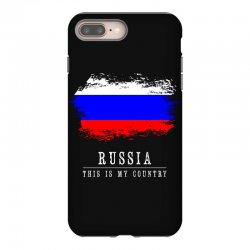 This is my country - Russia iPhone 8 Plus Case | Artistshot