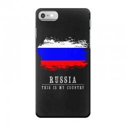This is my country - Russia iPhone 7 Case | Artistshot