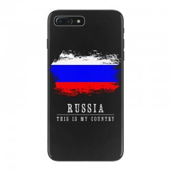 This is my country - Russia iPhone 7 Plus Case | Artistshot