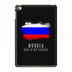 This is my country - Russia iPad Mini 4 Case | Artistshot
