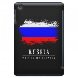 This is my country - Russia iPad Mini | Artistshot