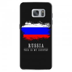 This is my country - Russia Samsung Galaxy S7 Case | Artistshot