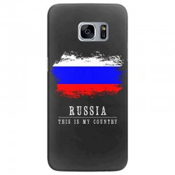 This is my country - Russia Samsung Galaxy S7 Edge Case | Artistshot