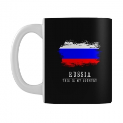 This is my country - Russia Mug | Artistshot