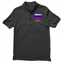 This is my country - Russia Polo Shirt | Artistshot